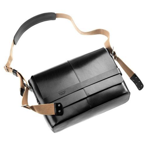 Brooks Barbican Hard Leather - messanger bag