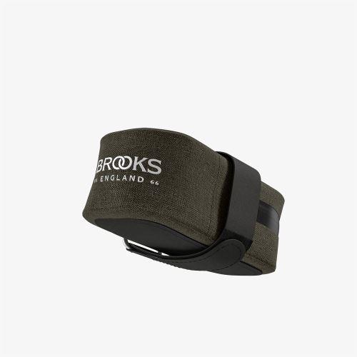 BROOKS Scape Saddle Pocket Bag - Mud Green