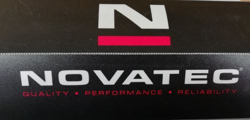 NZD Novatec 157mm disc, 36d. černá
