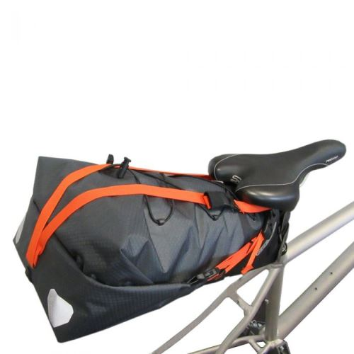 ORTLIEB Support Strap pro Seat-Pack - popruh pro Seat-Pack - oranžová
