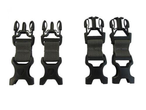 ORTLIEB Spojka Rack-Pack Urban + Back-Roller (2x pár)