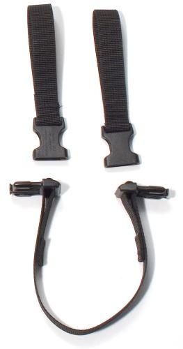 Fastening-Straps pro Saddle-Bag (S, M, L), černá