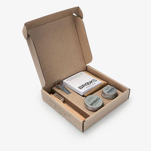 BROOKS Leather Saddle Care Kit Premium