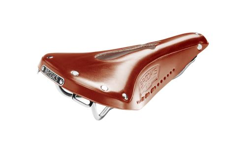 BROOKS B17 Carved